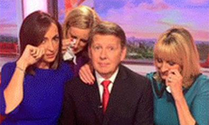 Bill Turnbull leaving BBC Breakfast after 15 years