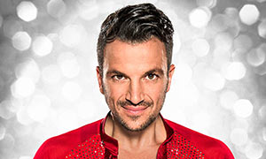 Peter Andre says his children are worried he will embarrass them on Strictly Come Dancing