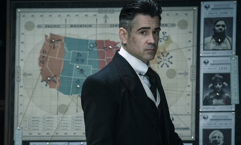 Colin Farrell talks role in Fantastic Beasts And Where To Find Them: 'I loved some of the wand stuff'
