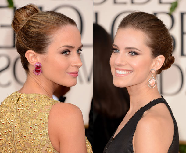 Emily Blunt & Allison Williams