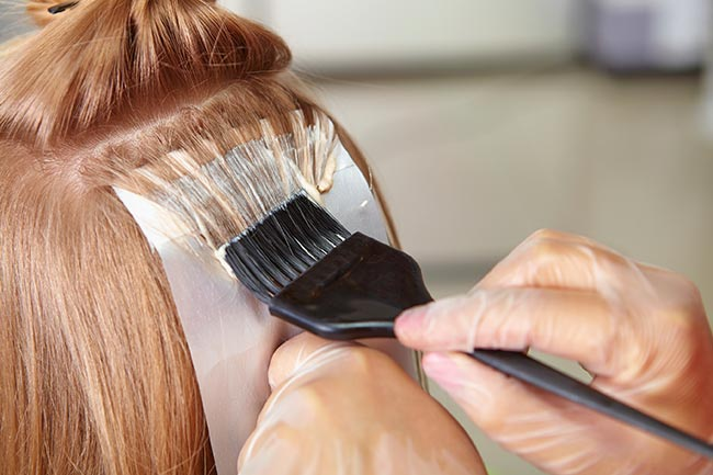 How to master the 'bronde' hair trend