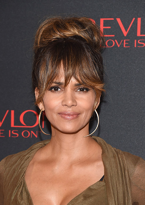 Halle Berry debuts edgy undercut hairstyle with a twist