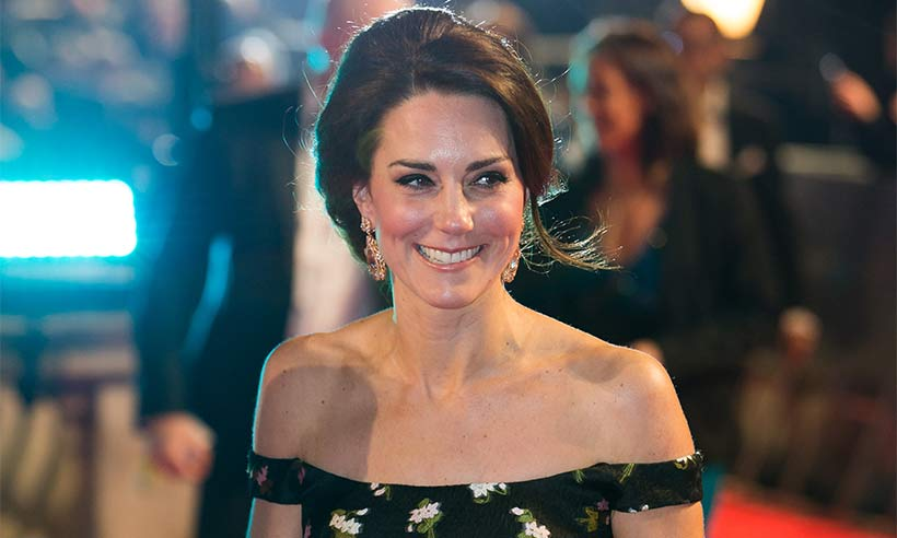 Kate-Middleton-baftas-hair