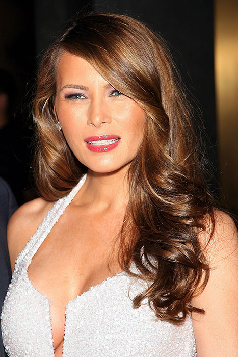 A Look At Melania Trump S Best Hairstyles To Date Photo 4