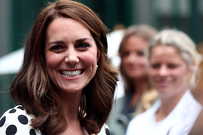 kate-middleton-short-hair-wimbledon