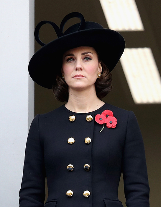 kate-middleton-hair-up-on-remembrance-sunday