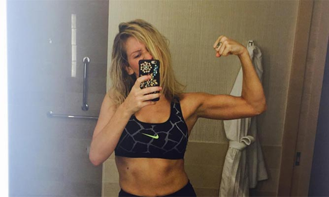 Ellie Goulding forced to cut down on workouts because of heart condition