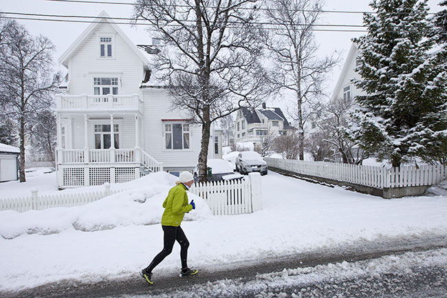 how to stay motivated to exercise during winter