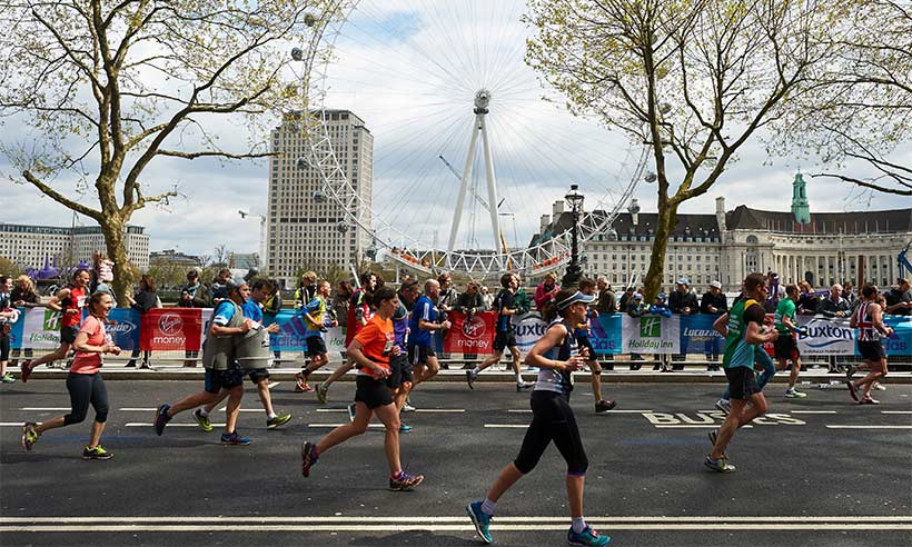 London-Marathon-runners