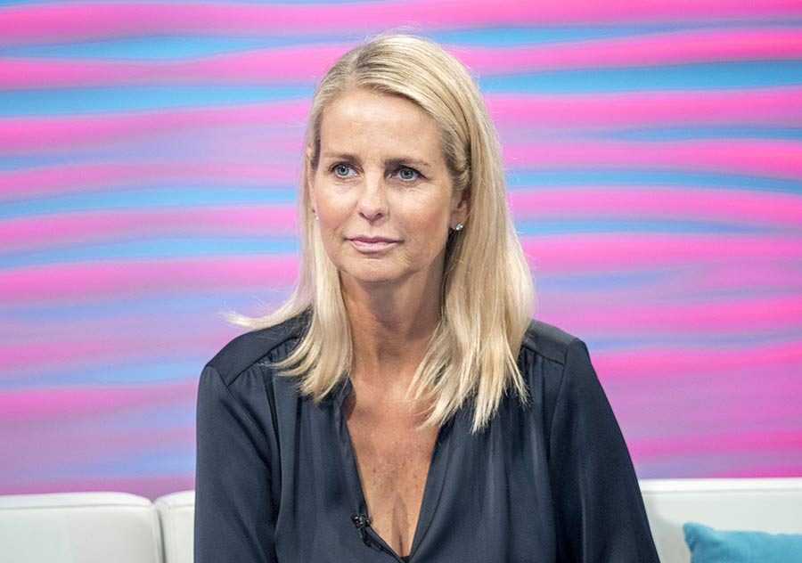 Ulrika Jonsson reveals menopause caused her to suffer ...