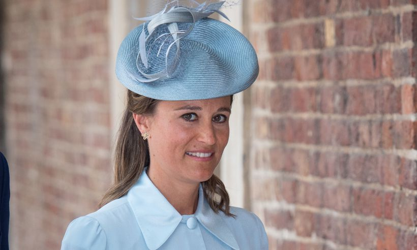 Pippa Middleton shares her secret to staying fit through pregnancy