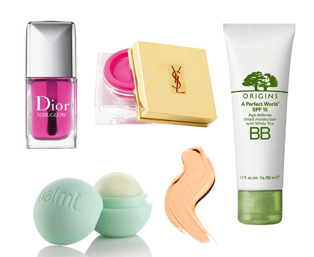 Bank holiday beauty bag