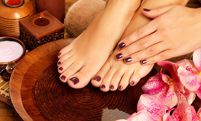 A step-by-step guide to the perfect pedicure