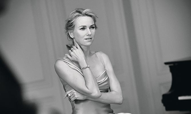 Naomi Watts spills her beauty secrets