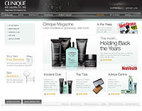 Clinique, website, men, grooming, skincare
