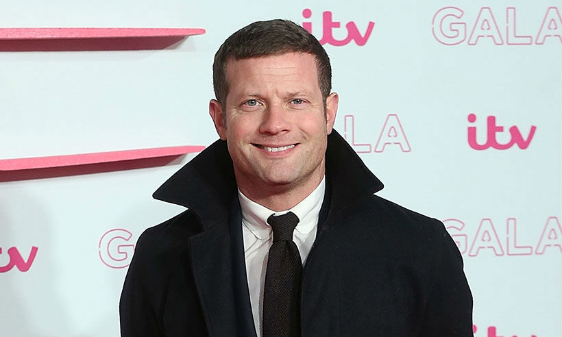 Dermot O'Leary launches ultra-affordable grooming range for men with Marks & Spencer