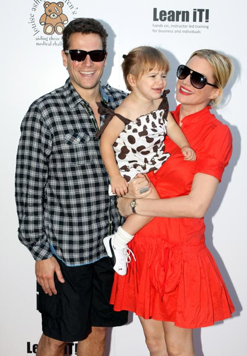 Alice evans and daughter