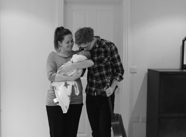 Tom and Giovanna Fletcher