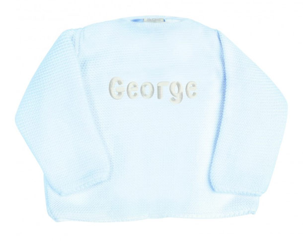 Prince George jumper