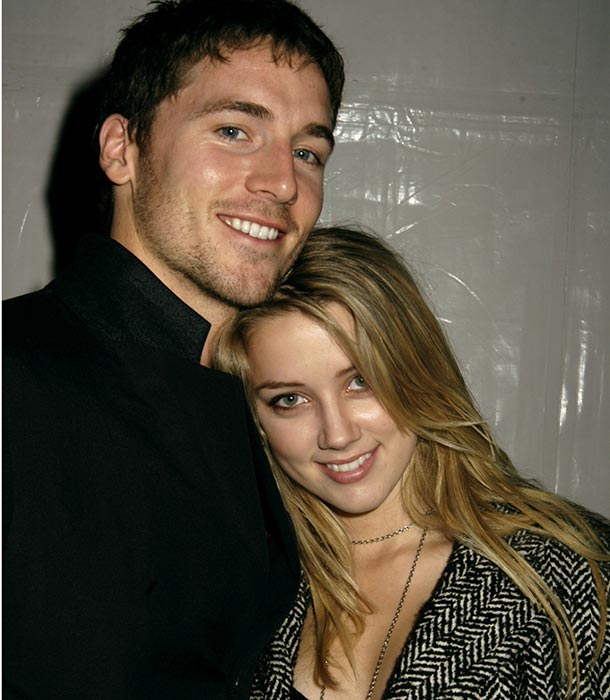 Amber Heard ex-boyfriend Mark