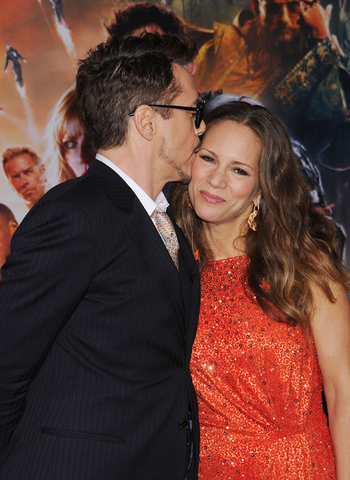 robert downey jr and wife expecting child