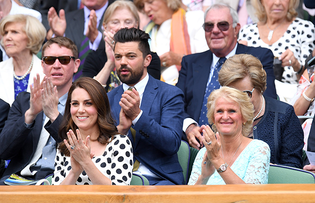 kate-middleton-dominic-cooper-wimbledon-watching-andy-murray