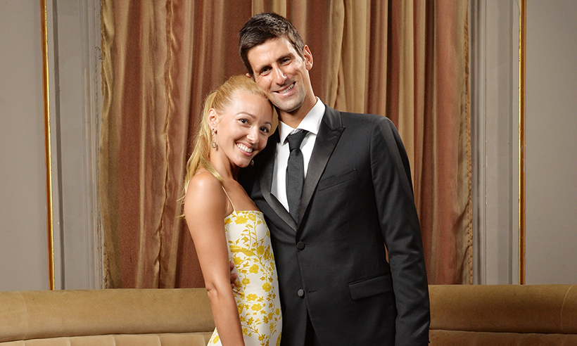 novak-djokovic-and-wife-jelena