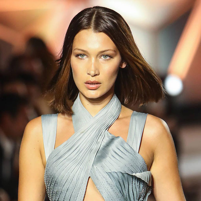 Bella Hadid has just been named as the face of the Bulgari's new scent