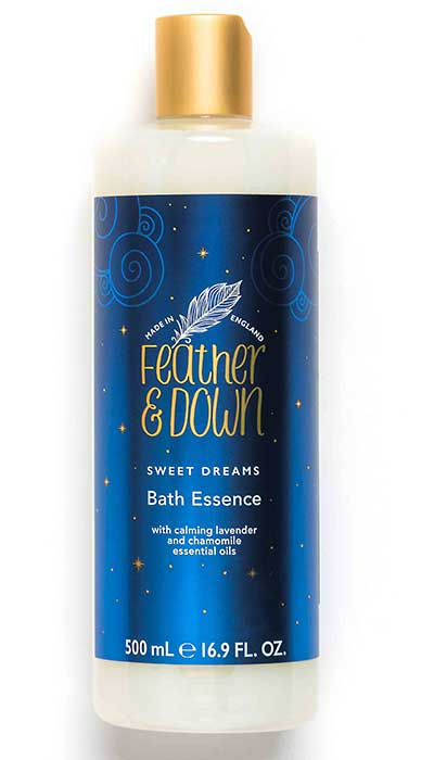 feather-and-down-bubble-bath