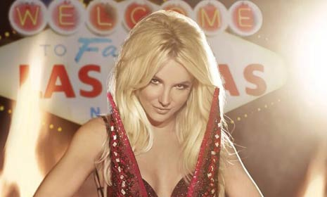 Britney Spears announces £19million Las Vegas residency