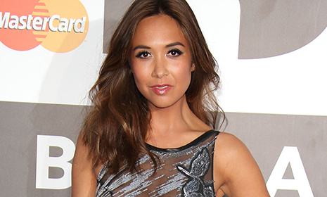 Exclusive: Myleene Klass speaks to HELLO! Online at the Classic Brit Awards
