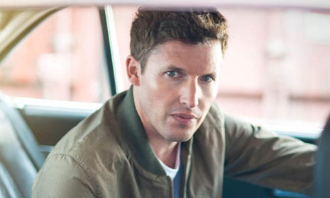 Exclusive interview: James Blunt on his latest album, protecting the Queen and that hit, You're Beautiful