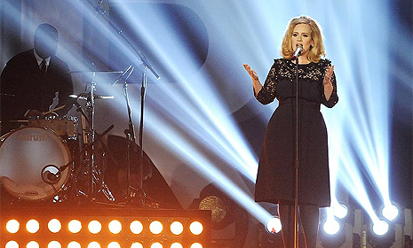 Adele prepares to return to the spotlight with release of third album