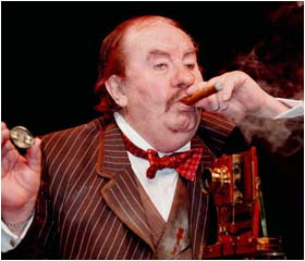 Rumpole of the Bailey star Leo McKern dies aged 82
