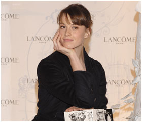 Elettra Rossellini is new face of Lancome