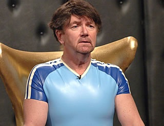 Noel Edmonds spoofs Big Brother