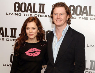 Anna and Steve promote Goal II