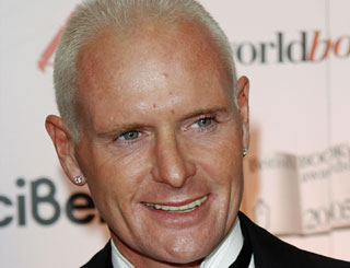 Gazza to star in alien horror flick