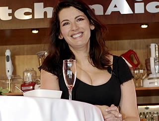 Nigella Lawson on yummy form Stateside