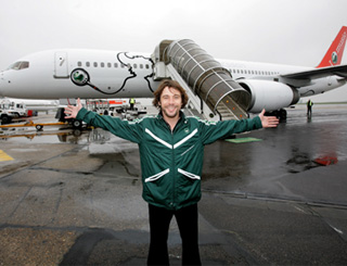 Jay Kay launches Gig in the Sky