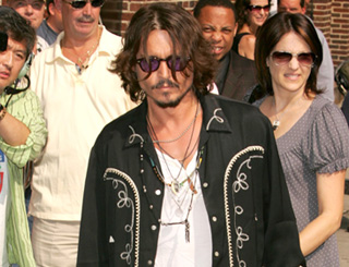 Johnny Depp's daughter 'seriously ill'
