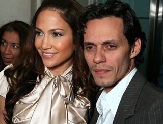 Marc and J Lo take El Cantante to Vegas
