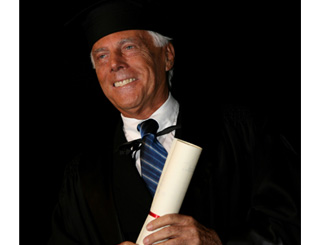 Armani awarded honorary degree