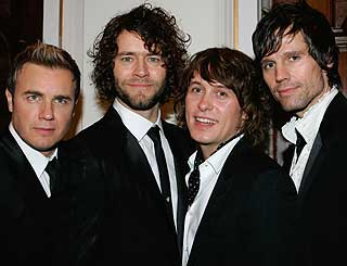 Take That will play Diana memorial gig