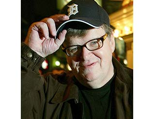 Michael Moore being investigated by American authorities