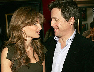 Friends of Hugh and Jemima say wedding on the cards