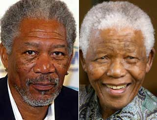 Morgan to play Mandela role
