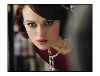 Keira's new Chanel ad unveiled