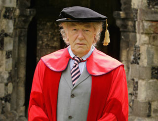 Michael Gambon awarded honorary degree