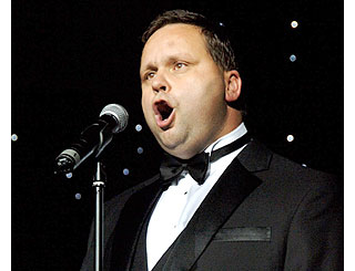 Paul Potts reaches number one
